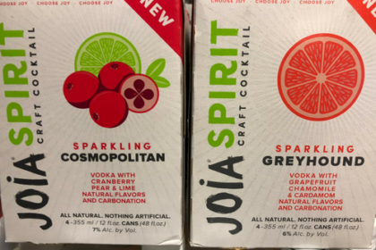 Joia Spirit Craft Cocktails