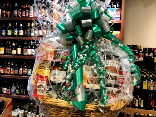 gift baskets galore at Eastman Party Store