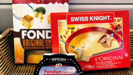 prepackaged fondue options