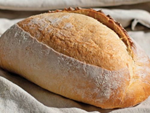 City White bread by Crust