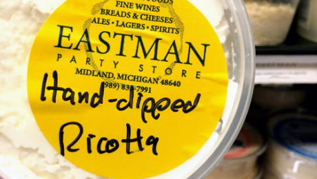 Calabro Hand-dipped Ricotta