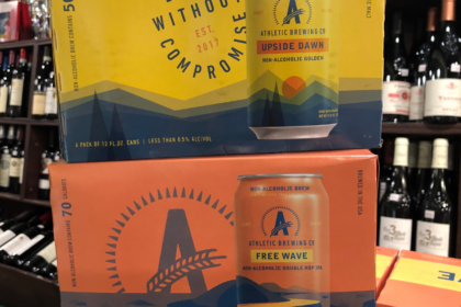 Athletic Brewing Co. beer